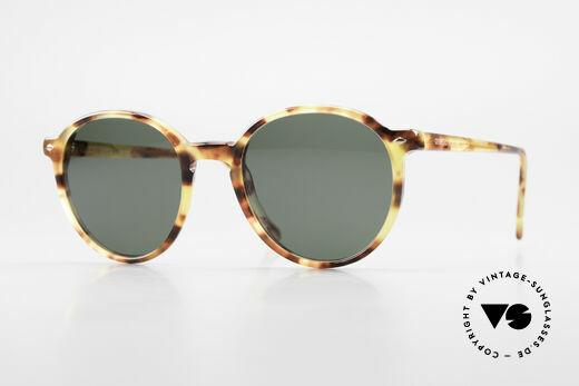 Giorgio Armani 325 Old Panto 90's Sunglasses Details