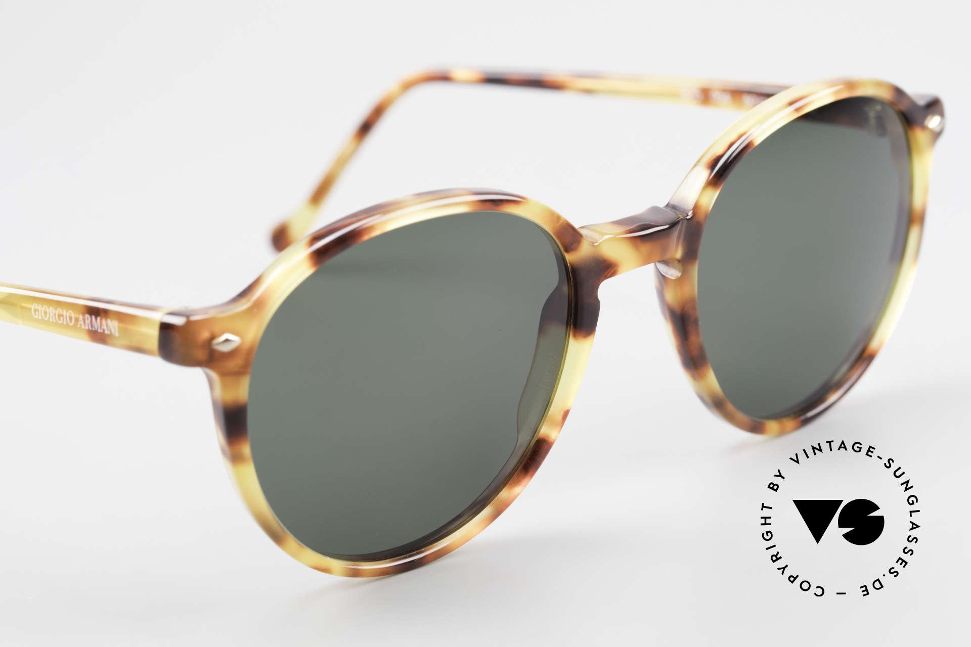 Giorgio Armani 325 Old Panto 90's Sunglasses, NO RETRO specs, but a unique 25 years old ORIGINAL, Made for Men and Women