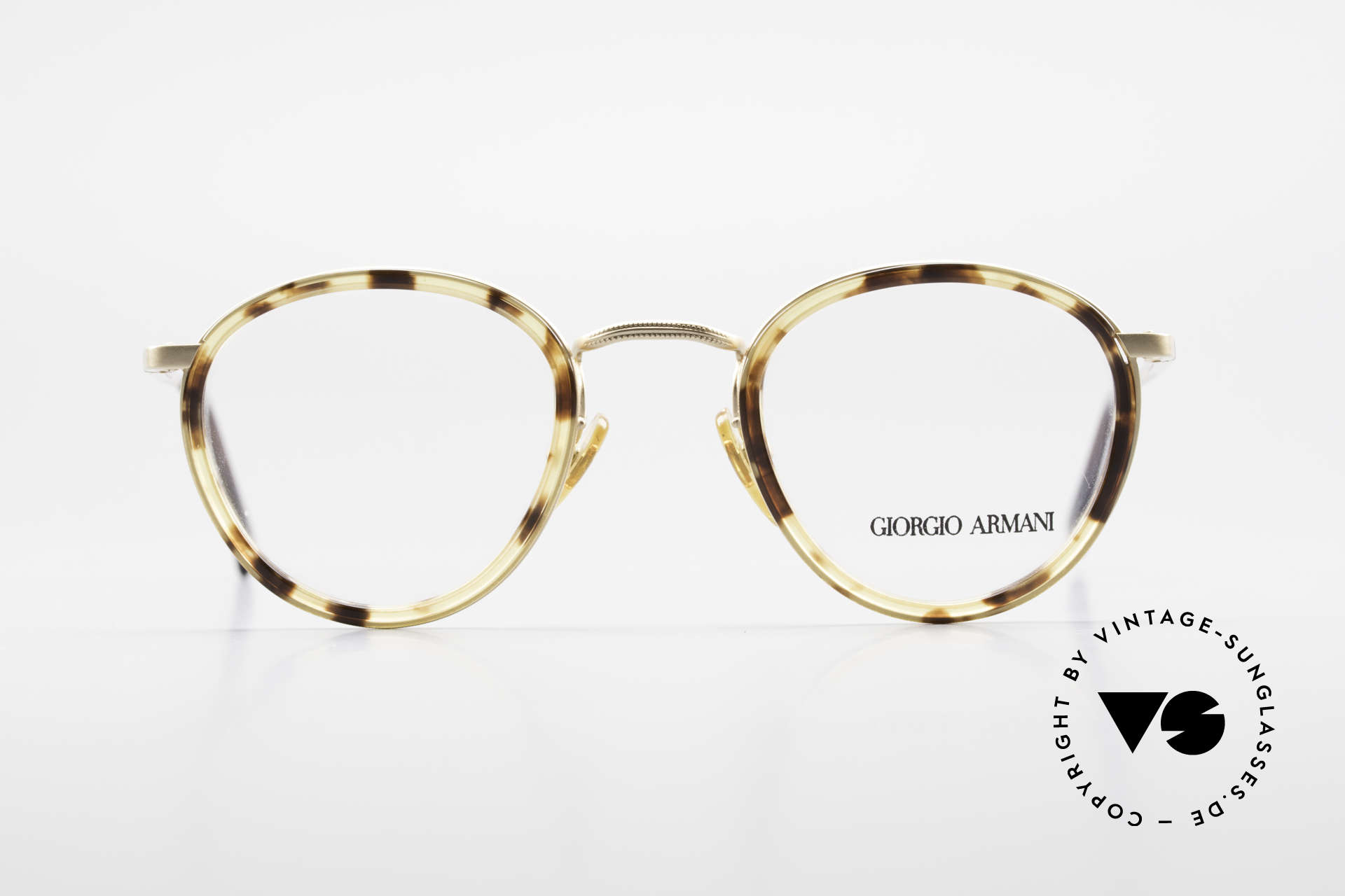 Giorgio Armani 159 Panto Glasses Windsor Rings, more 'classic' isn't possible (famous 'panto'-design), Made for Men