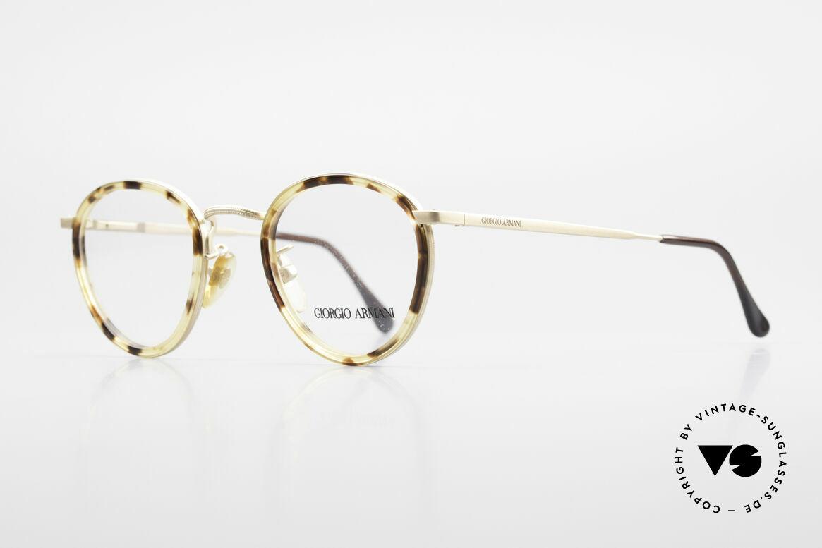 Giorgio Armani 159 Panto Glasses Windsor Rings