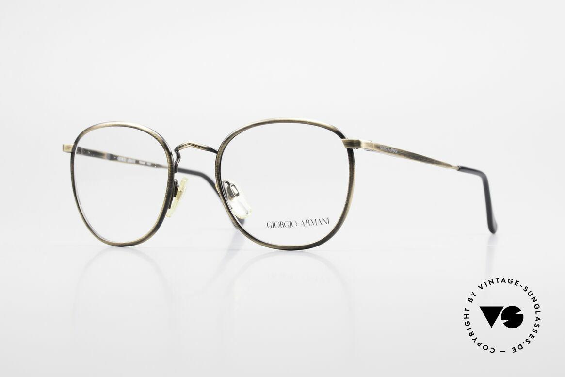 Giorgio Armani 150 Classic Men's Eyeglasses 80's