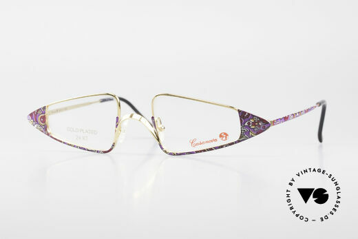 Casanova FC15 24kt Gold Plated Reading Specs Details