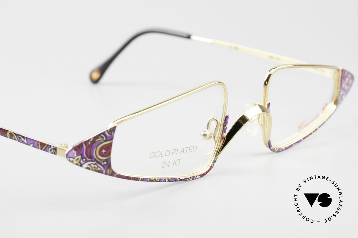Casanova FC15 24kt Gold Plated Reading Specs, meanwhile, a collector's item, worldwide (Gold Plated), Made for Women