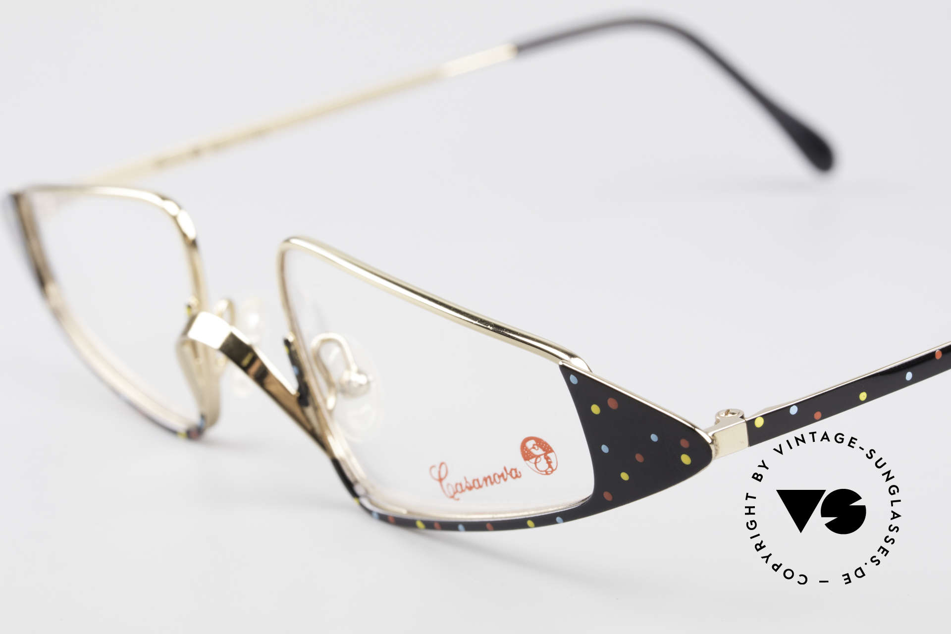 Casanova FC15 Fancy Vintage Reading Frame, designed as extraordinary reading glasses, truly unique, Made for Women