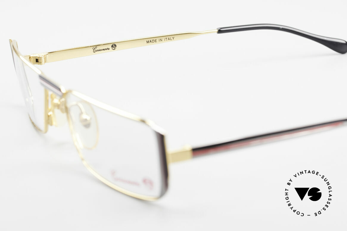 Casanova NM3 Square Reading Eyeglasses 80s