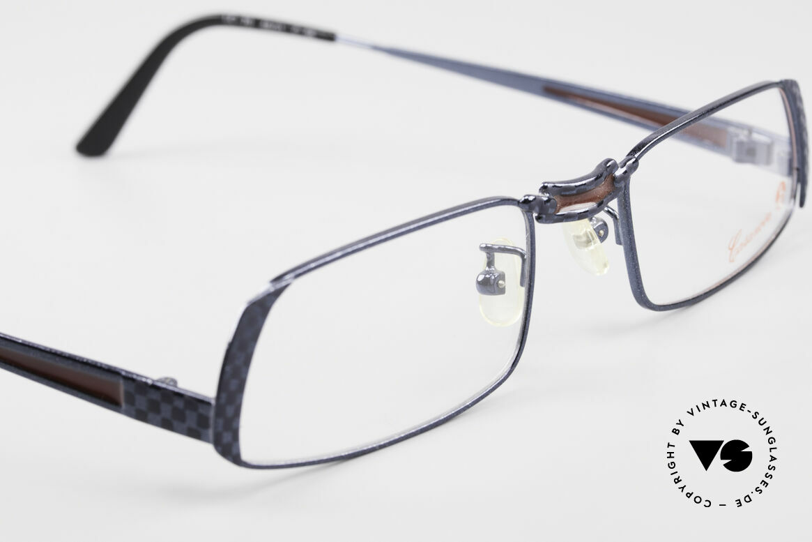 Casanova LC70 Old Vintage Designer Frame, NOS - unworn (like all our colorful vintage glasses), Made for Men and Women