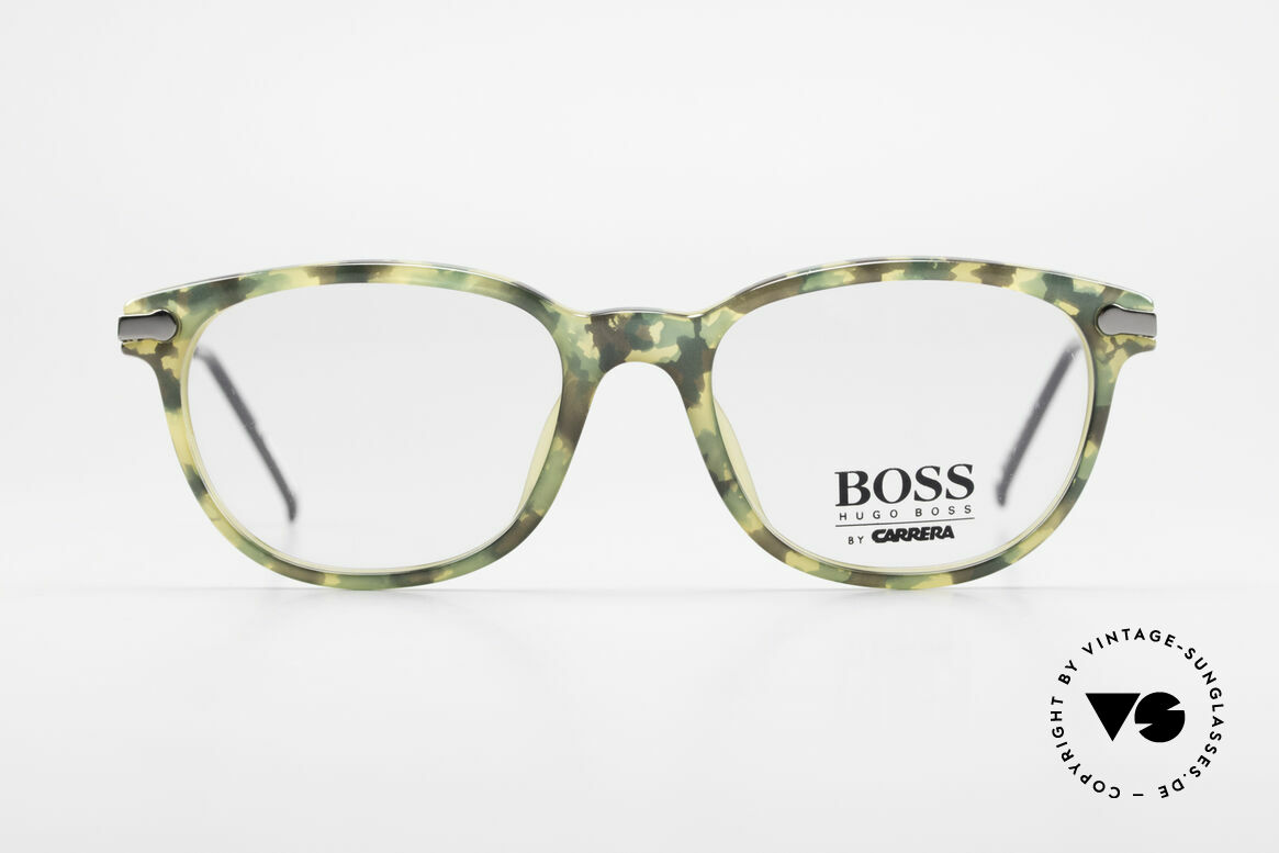 BOSS 5115 Camouflage Vintage Eyeglasses, cooperation between BOSS & Carrera, at that time, Made for Men