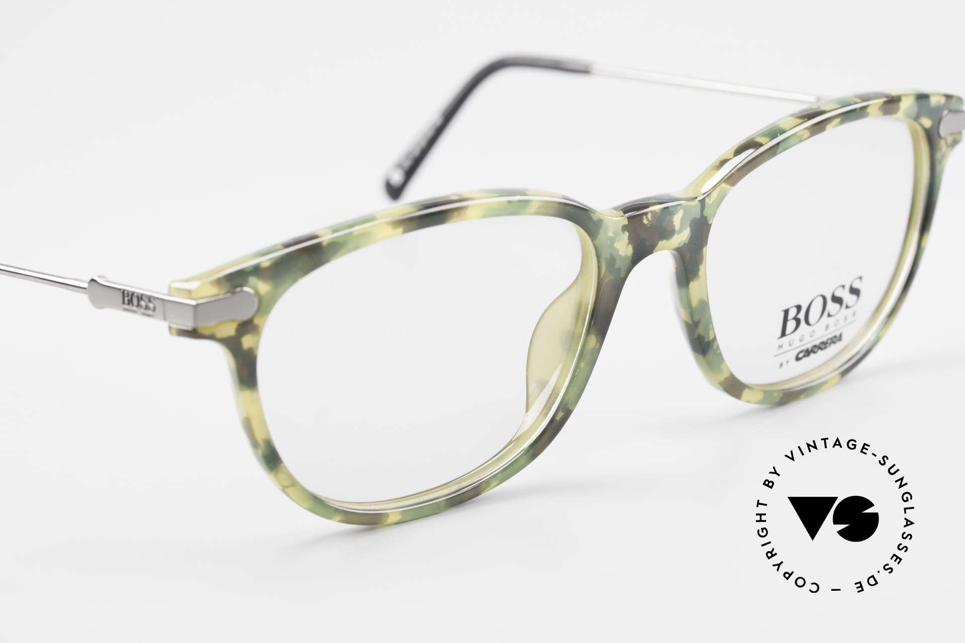 BOSS 5115 Camouflage Vintage Eyeglasses, NO RETRO eyewear; but a 25 years old ORIGINAL!, Made for Men