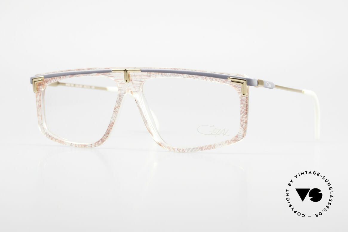 Cazal 190 Rare Old Vintage Frame HipHop, legendary vintage Cazal eyeglasses from the late 80's, Made for Men and Women