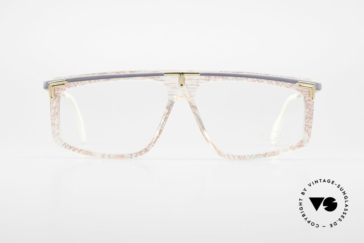 Cazal 190 Rare Old Vintage Frame HipHop, flashy frame pattern by designer Cari Zalloni (CAZAL), Made for Men and Women
