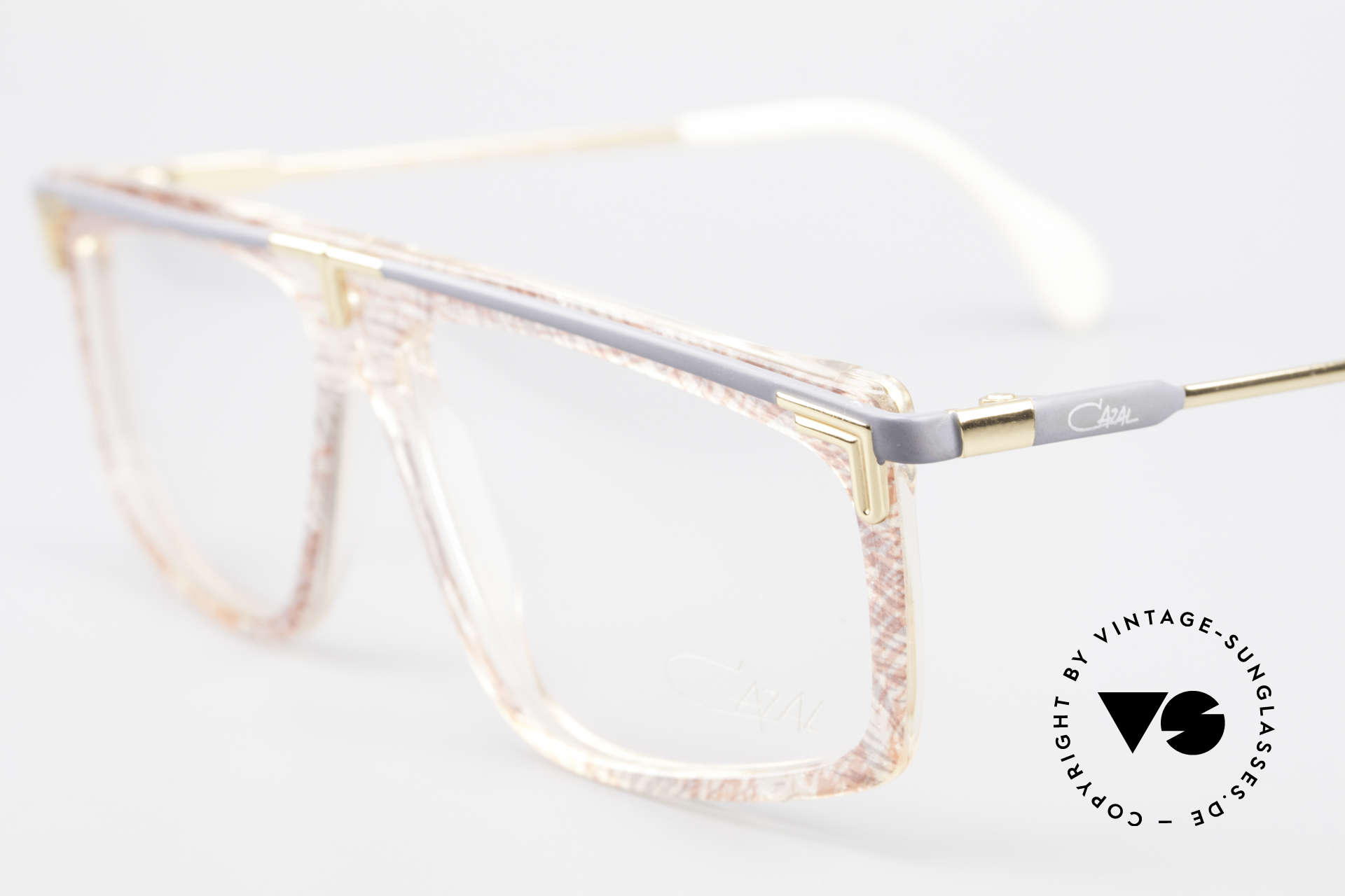 Cazal 190 Rare Old Vintage Frame HipHop, unworn (like all our rare vintage 80's eyewear by Cazal), Made for Men and Women