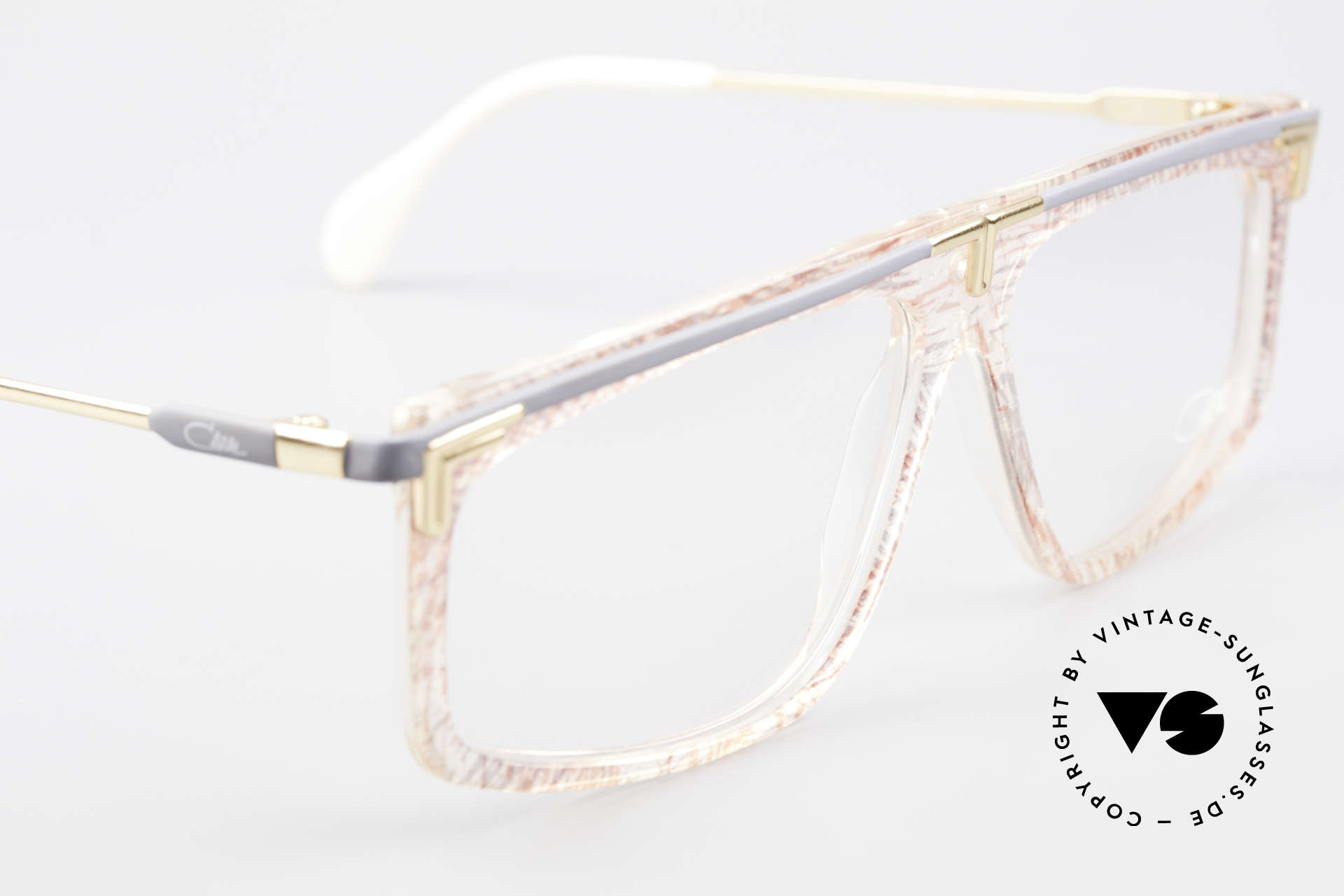 Cazal 190 Rare Old Vintage Frame HipHop, today called as 'HipHop glasses' or 'old school glasses', Made for Men and Women