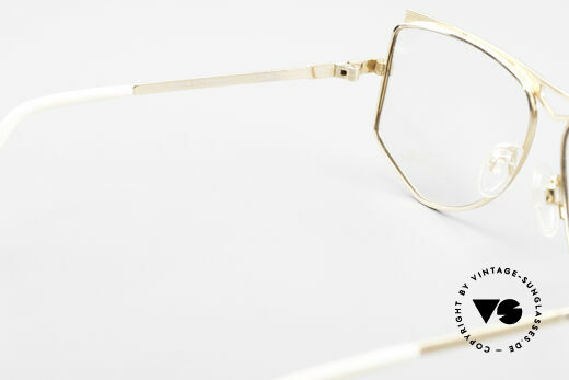Cazal 227 True Old Vintage Eyeglasses, the demo lenses can be replaced with optical (sun)lenses, Made for Women