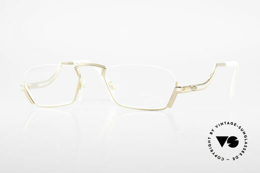 Cazal 232 Rare Old Reading Eyeglasses Details