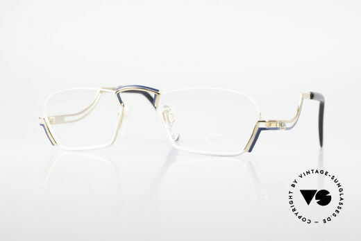 Cazal 232 Reading Vintage Eyeglasses Details