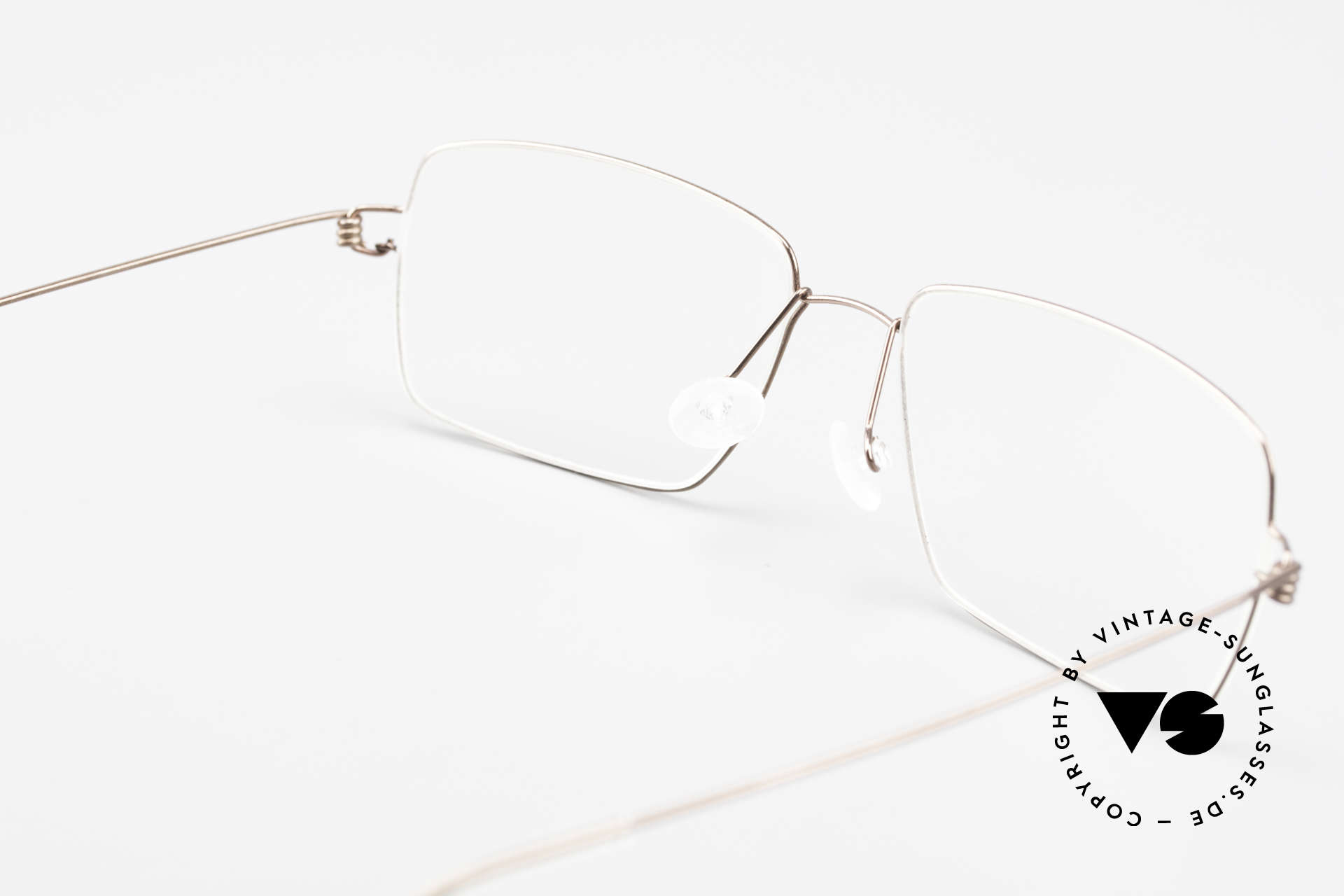 Lindberg Nikolaj Air Titan Rim High-End Titanium Frame Men, simple & strong frame: free from screws, rivets & welds, Made for Men