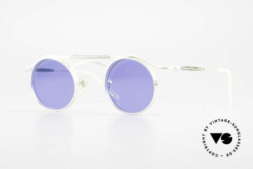 Matsuda 2903 Steampunk Sunglasses 90's Details