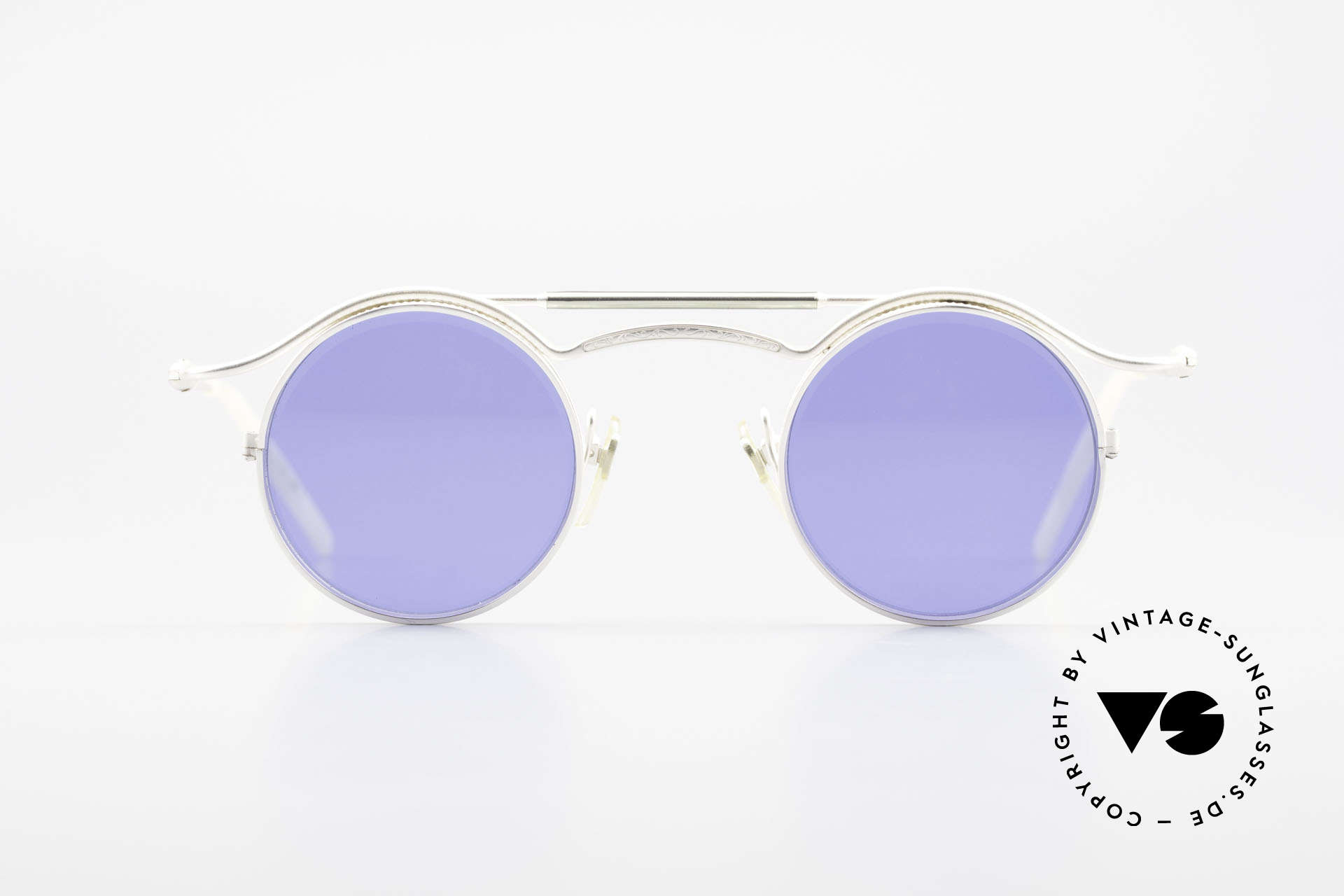 Matsuda 2903 Steampunk Sunglasses 90's, 'Steampunk sunglasses' by the jap. 'design manufactory', Made for Men and Women