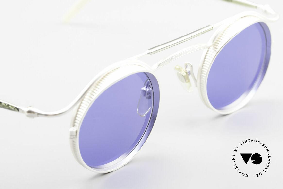 Matsuda 2903 Steampunk Sunglasses 90's