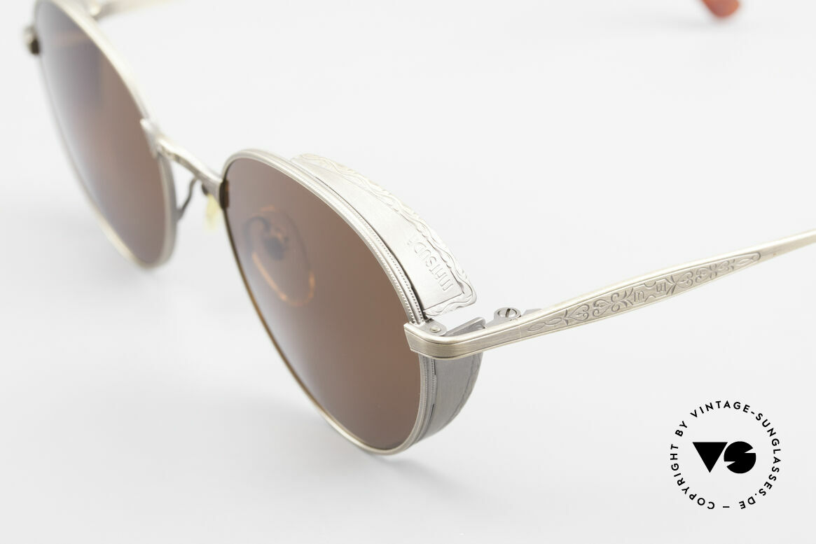 Matsuda 2829 Rare Vintage Steampunk Frame, true craftsmanship (MADE in JAPAN), which takes time, Made for Men and Women