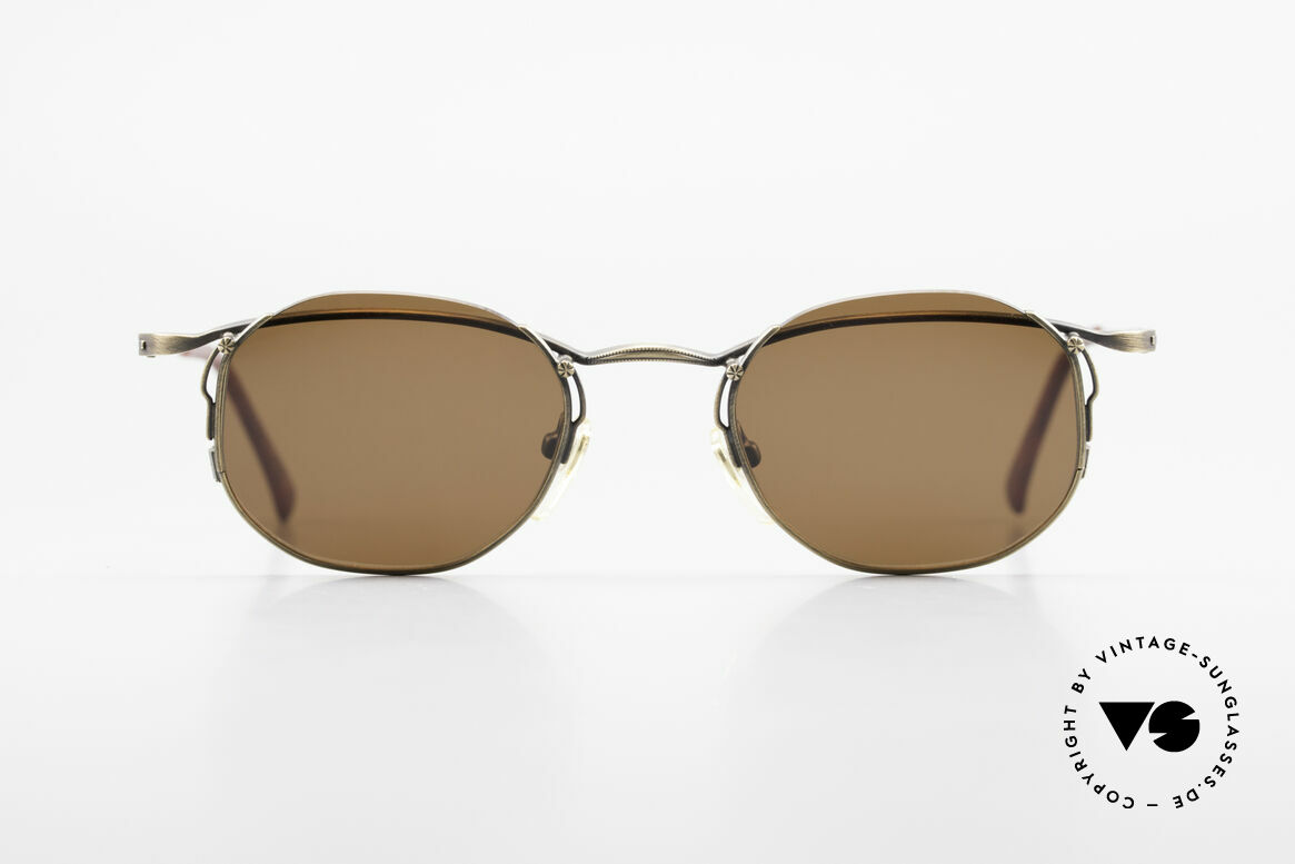 Matsuda 2856 Extraordinary Vintage Shades, extraordinary frame construction; truly UNIQUE!, Made for Men and Women
