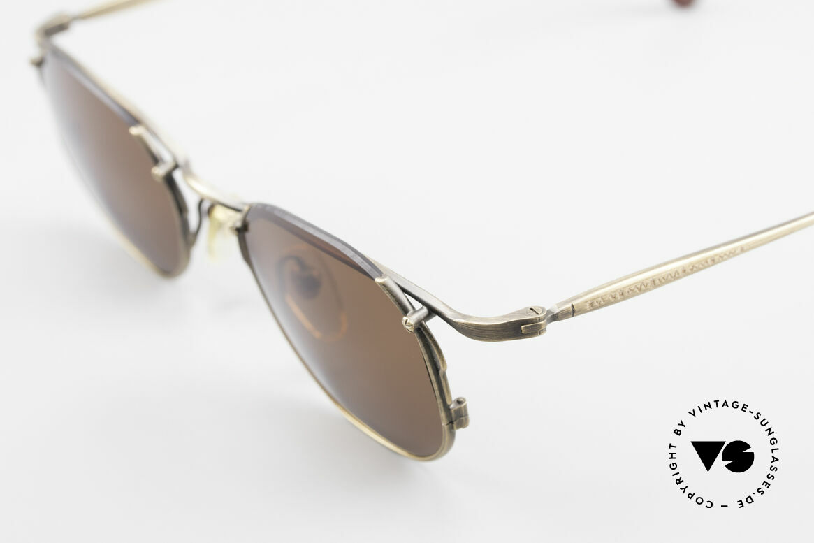 Matsuda 2856 Extraordinary Vintage Shades, rare, 20 years old single item, NO RETRO SHADES, Made for Men and Women