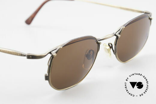 Matsuda 2856 Extraordinary Vintage Shades, lenses (100% UV) can be replaced with prescriptions, Made for Men and Women