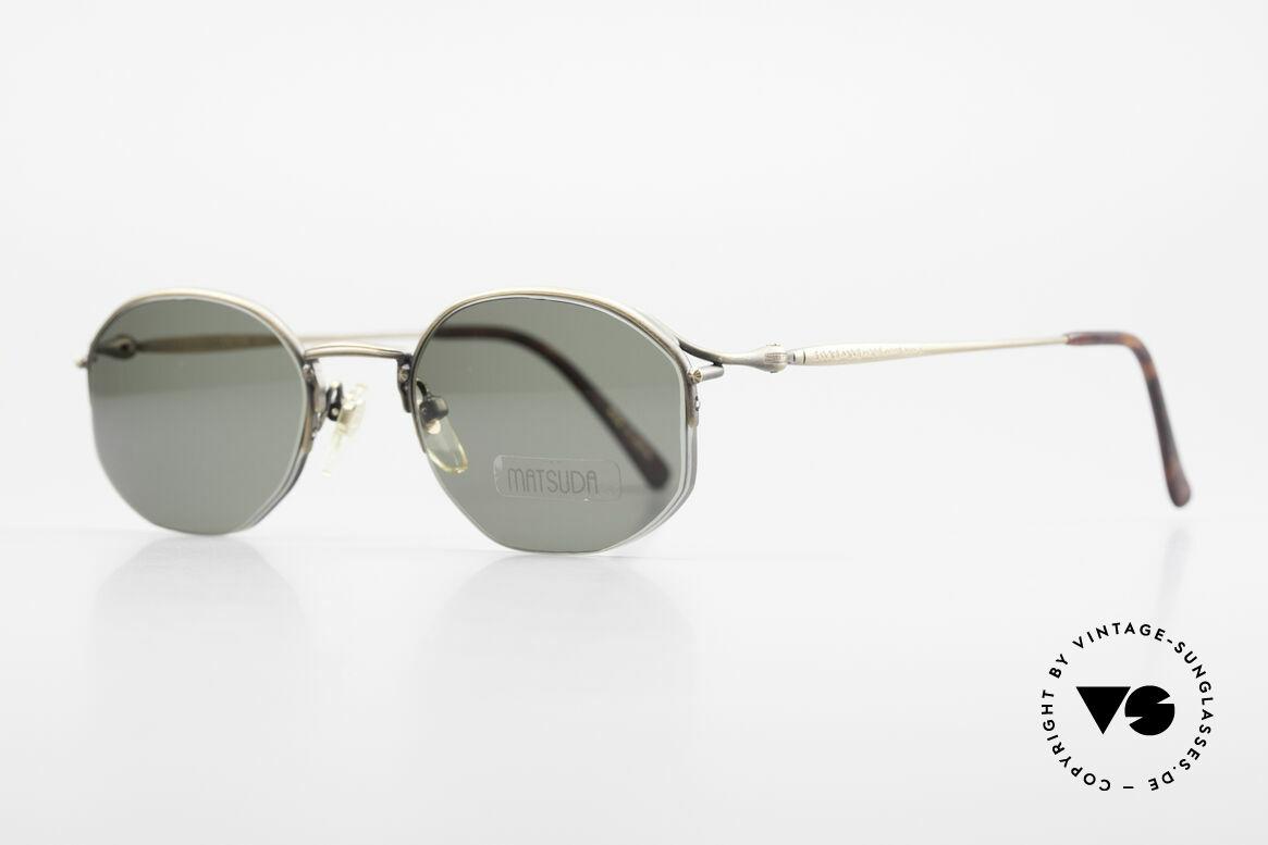 Matsuda 2855 Extraordinary Vintage Frame