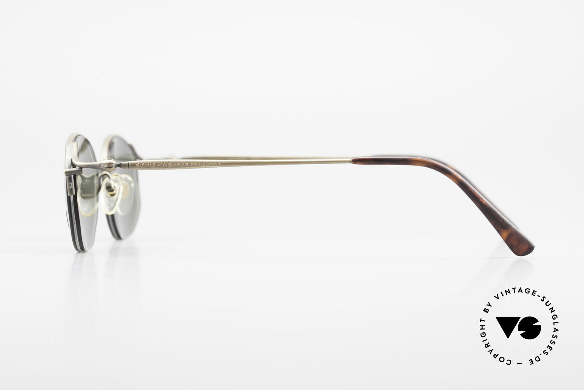 Matsuda 2855 Extraordinary Vintage Frame, frame with costly engravings (distinctive Matsuda), Made for Men and Women