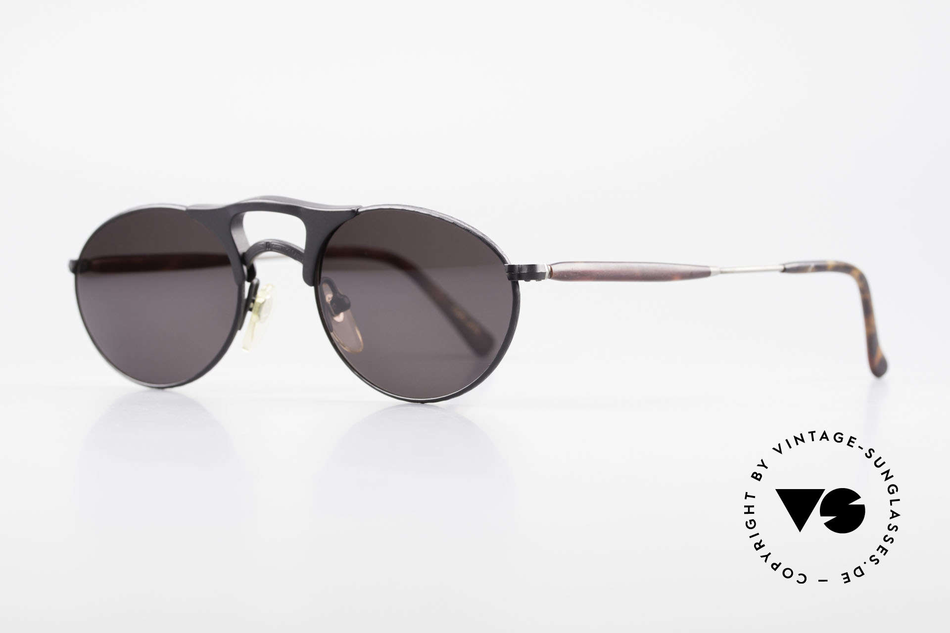 Matsuda 2820 Small Aviator Style Sunglasses, model represents lifestyle & quality awareness, similarly, Made for Men and Women