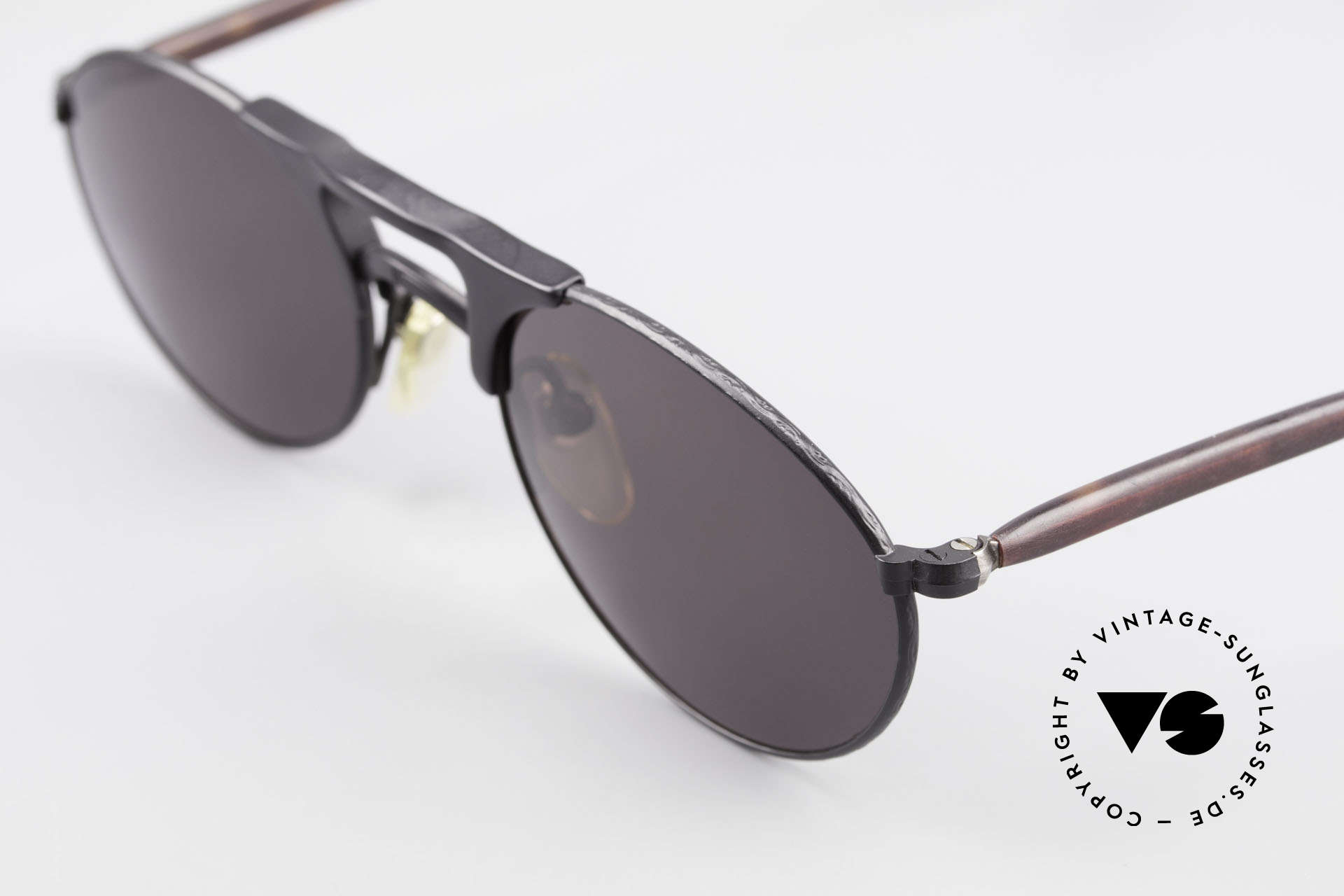 Matsuda 2820 Small Aviator Style Sunglasses, UNWORN rarity (a 'MUST HAVE' for all lovers of design), Made for Men and Women