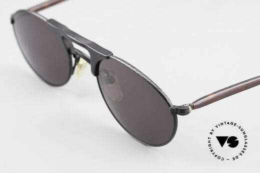 Matsuda 2820 Small Aviator Style Sunglasses