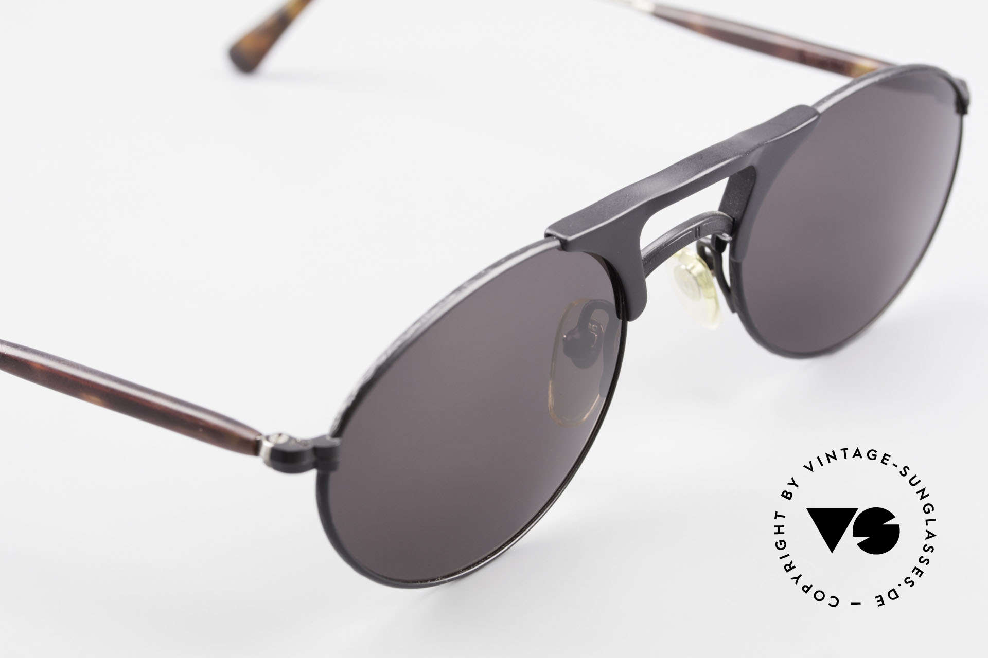 Matsuda 2820 Small Aviator Style Sunglasses, NO retro sunglasses, but a 25 years old ORIGINAL, vertu, Made for Men and Women