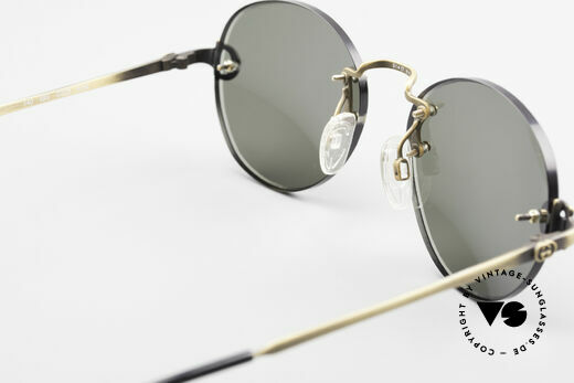 Gucci 2223 Rimless Round Sunglasses, Size: medium, Made for Men and Women