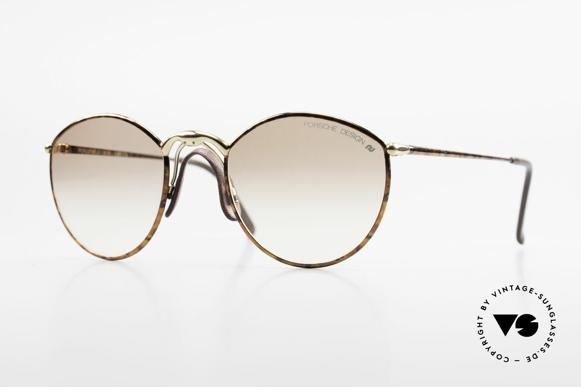 Porsche 5638 True 90's Vintage Shades, luxury unisex designer sunglasses by Porsche Design, Made for Men and Women