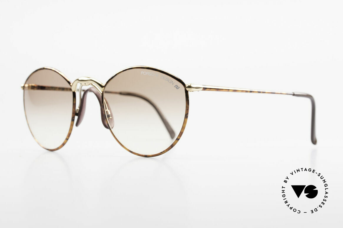 Porsche 5638 True 90's Vintage Shades, precious but still sporty and classy - truly VINTAGE!, Made for Men and Women