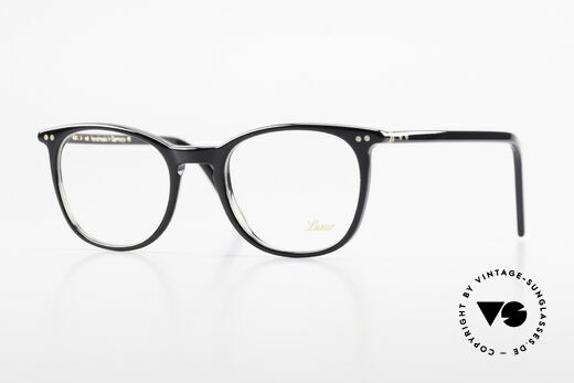 Lunor A5 234 Classic Timeless Eyeglasses Details