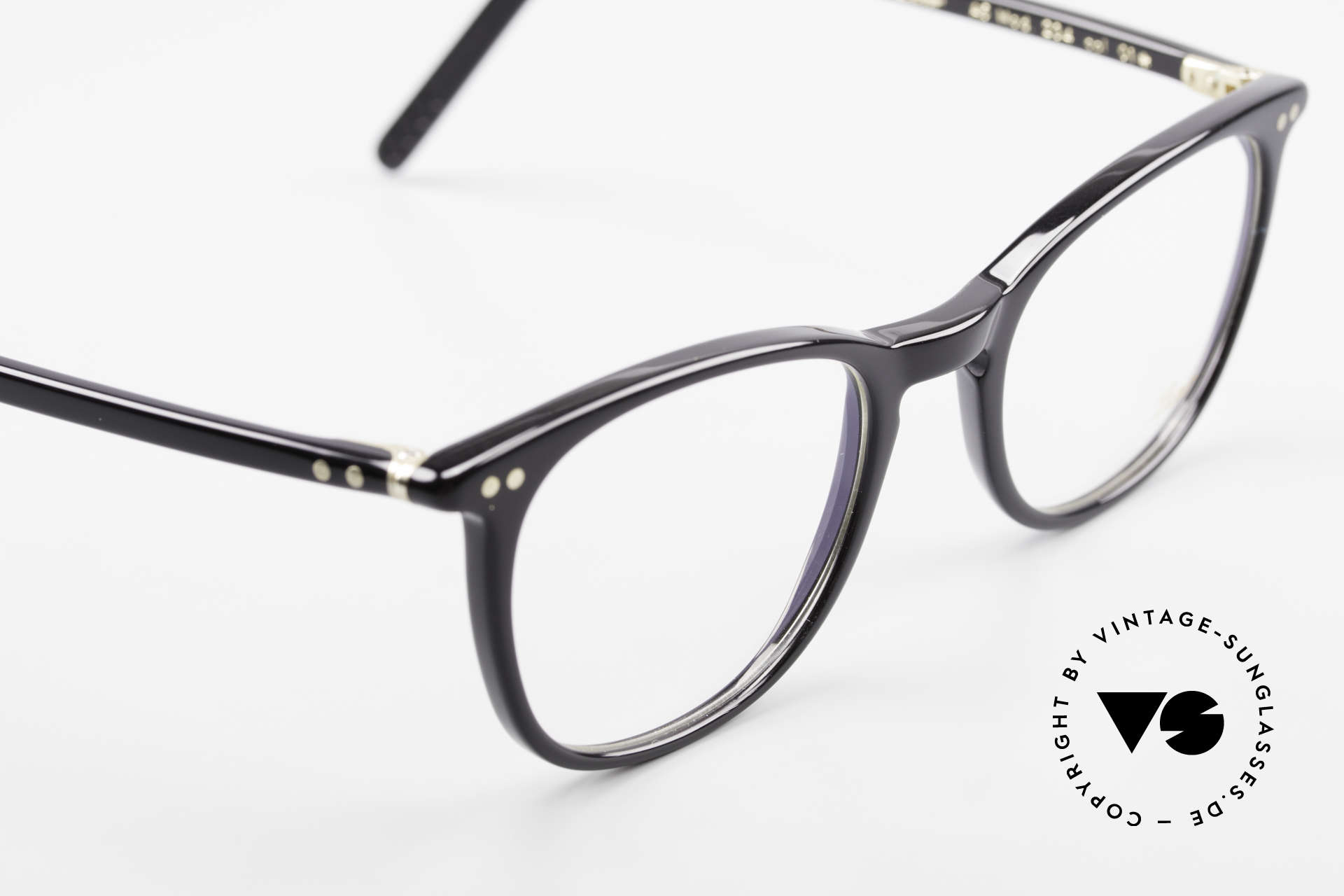 Lunor A5 234 Classic Timeless Eyeglasses, the LUNOR frame comes with an original case by LUNOR, Made for Men and Women
