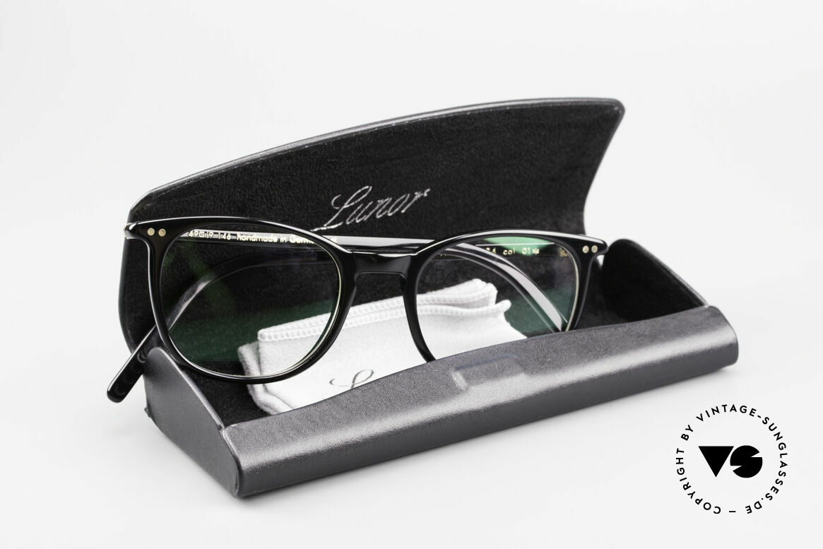 Lunor A5 234 Classic Timeless Eyeglasses, Size: medium, Made for Men and Women