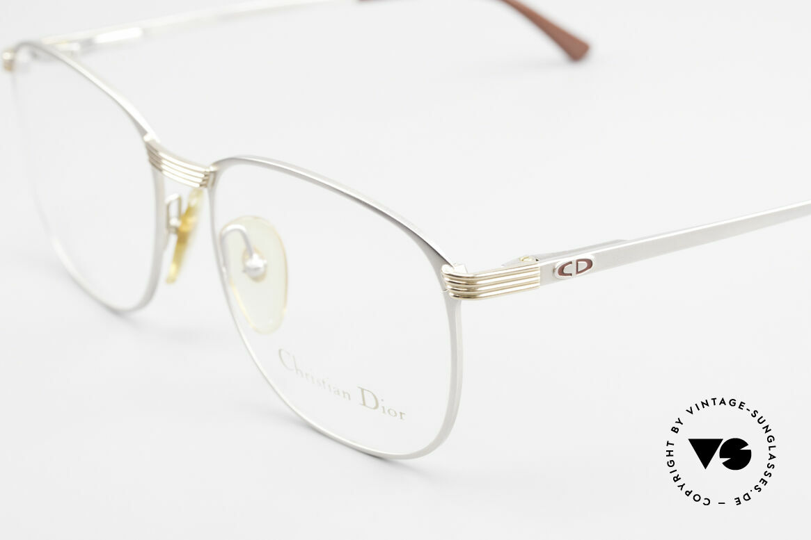 Christian Dior 2721 1980's Titanium Frame Men, new old stock (like all our rare vintage Dior eyewear), Made for Men