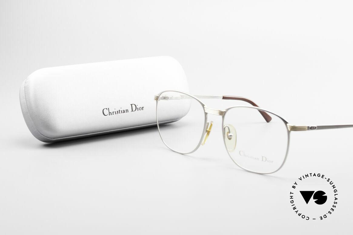 Christian Dior 2721 1980's Titanium Frame Men