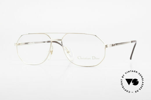 Christian Dior 2685 Classic 80's Frame For Men Details