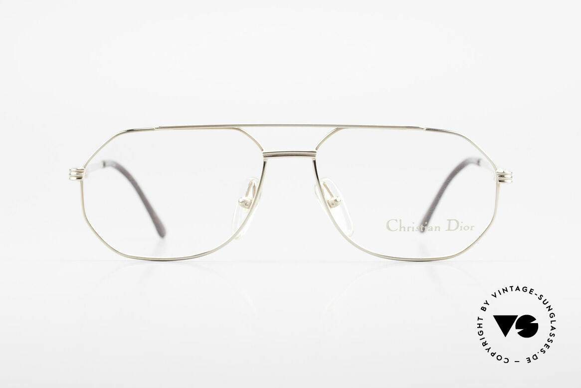 Christian Dior 2685 Classic 80's Frame For Men, very noble and unbelievable quality (in M size 57-16), Made for Men