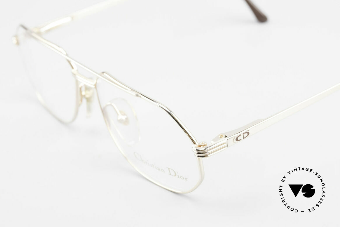 Christian Dior 2685 Classic 80's Frame For Men, new old stock (like all our rare vintage Dior eyewear), Made for Men