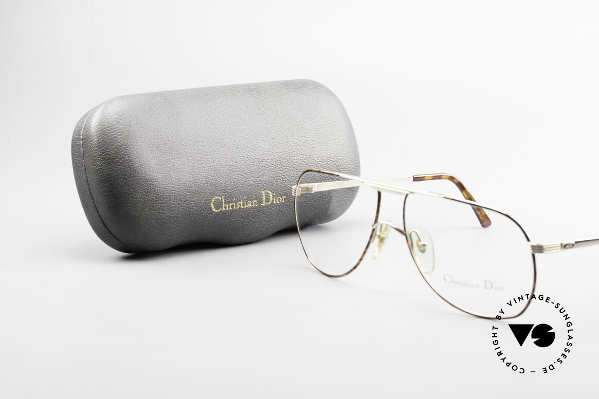 Christian Dior 2553 Vintage Glasses Aviator Style