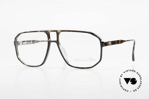 Christian Dior 2485 Vintage Men's Glasses 90's Details