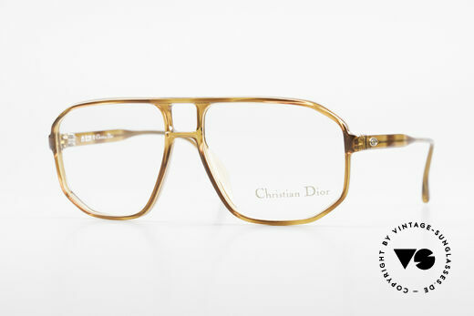 Christian Dior 2485 90's Vintage Men's Glasses Details