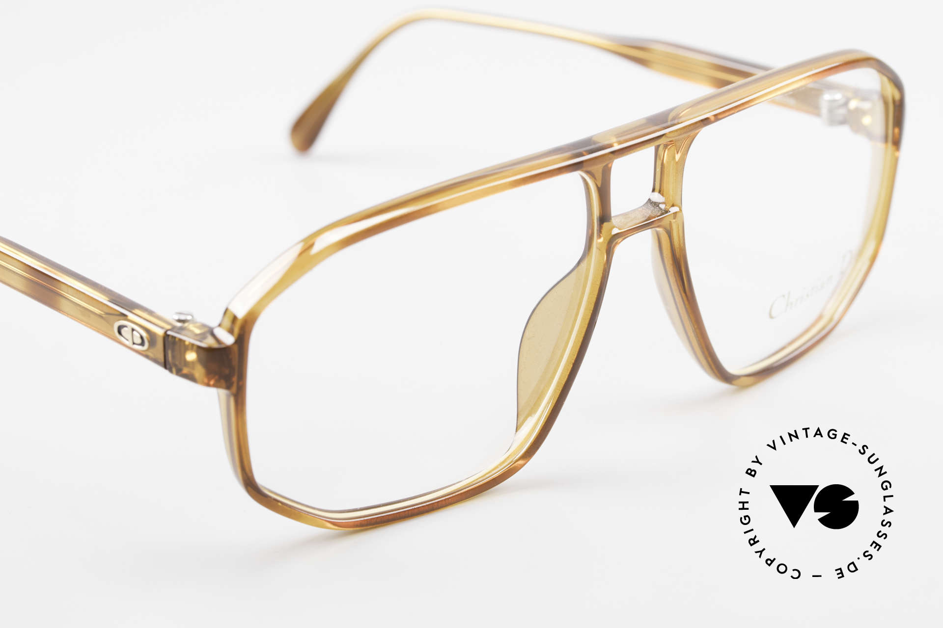 Christian Dior 2485 90's Vintage Men's Glasses, NO RETRO EYEWEAR, but a 30 years old ORIGINAL, Made for Men