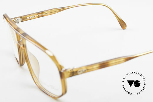 Christian Dior 2485 90's Vintage Men's Glasses, frame (SMALL size 56/14) can be glazed optionally, Made for Men
