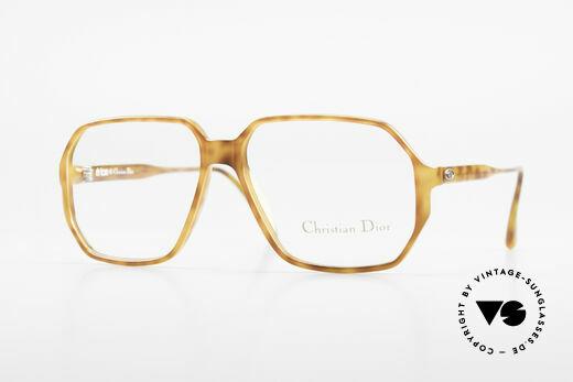 Christian Dior 2533 Optyl Vintage 90's Glasses Details
